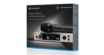 Sennheiser evolution wireless ew 500 G4-KK205 Set