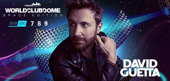 BigCityBeats WORLD CLUB DOME 2019 mit David Guetta