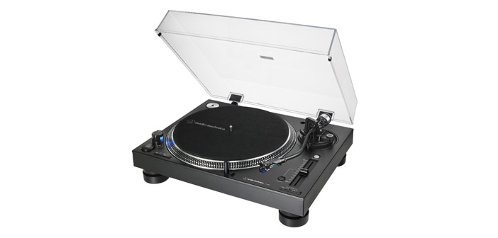 AUDIO-TECHNICA AT-LP140XP UND AT-XP3