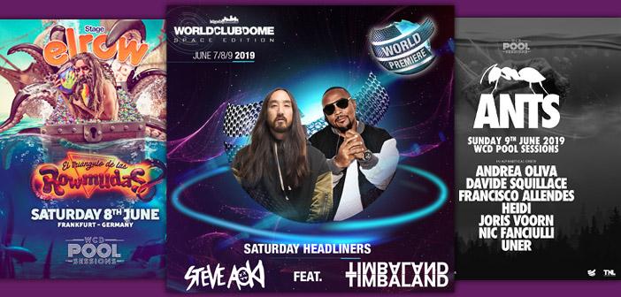 WORLD CLUB DOME – presenting Steve Aoki and Timbaland