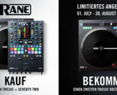 RANE SEVENTY-TWO & TWELVE Special Offer