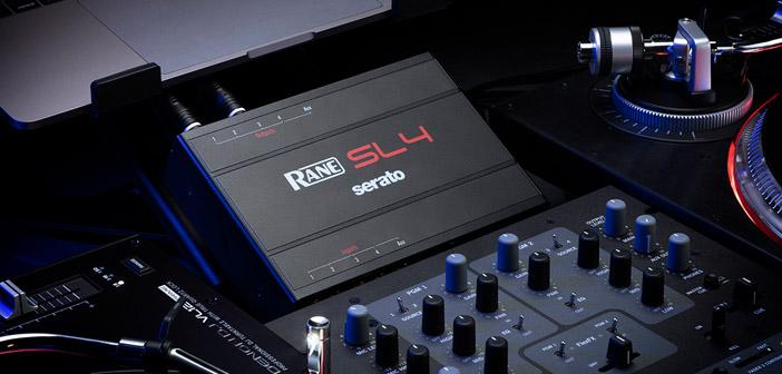 Rane DJ SL4