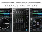 Denon DJ präsentiert Medienplayer SC6000/SC6000M und Club-Mixer X1850