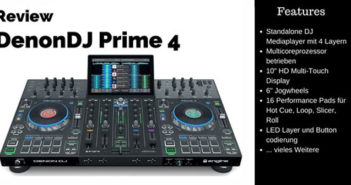 Review Denon DJ PRIME 4