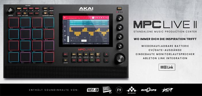 AKAI MPC LIVE II