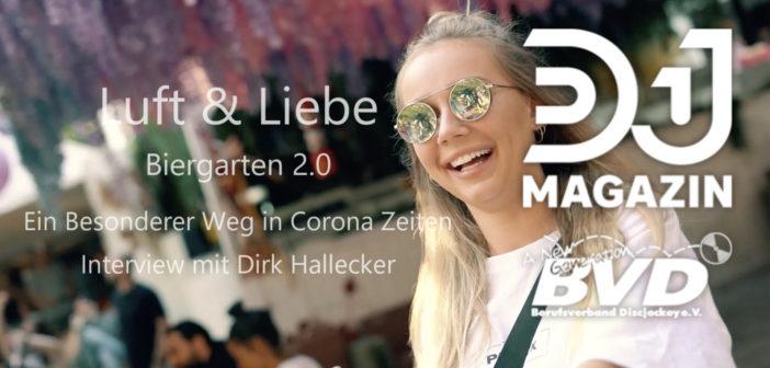 Interview mit Dirk Hallecker von Luft&Liebe