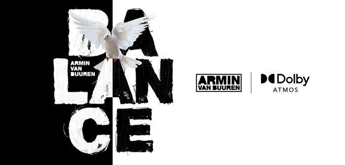 Armin van Buuren's Album Balance im Dolby Atmos Sound