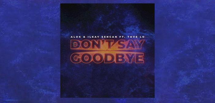 Alok – Don't say Goodbye